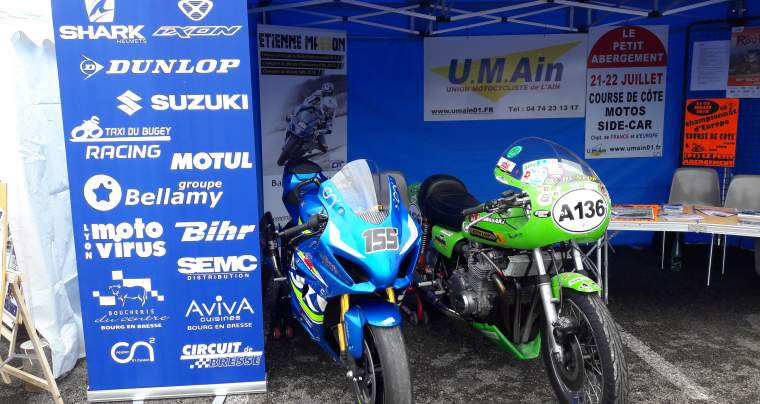 Rallye Moto du Club Motocycliste de la Police Nationale, Mercredi  16 Mai 2018