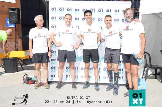 Ultra Trail Oyonnax 22 juin 2018