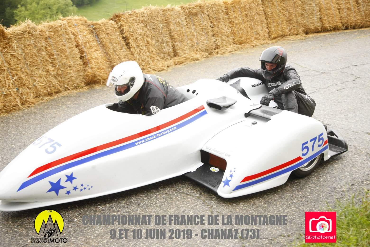 Championnat de France de la Montagne 2021