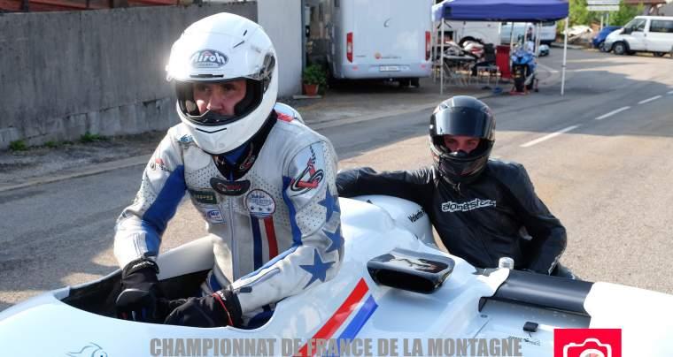Team Side Car # 575, course de côte du Petit Abergement, 20 et 21 juillet 2019