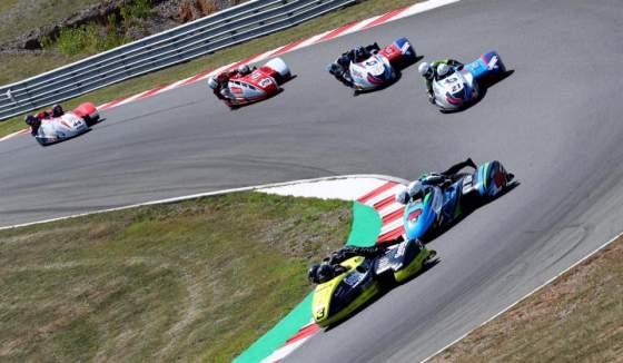 Emmanuelle Clement, 5ème manche du championnat du monde d'endurance side-car, Croatie les 21 et 22 août 2021