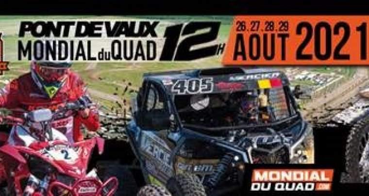 Mondial du quad de Pont-de-Vaux, édition 2021