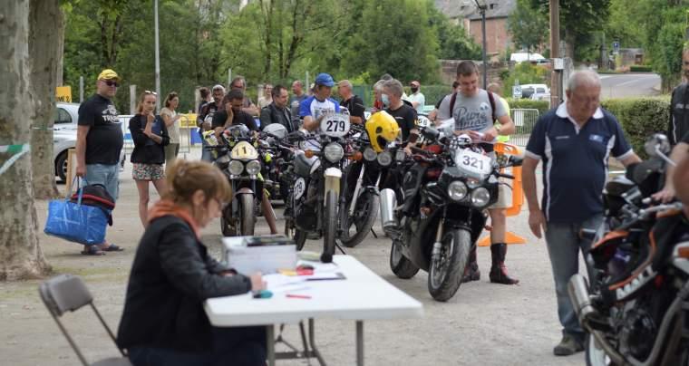 Christian Lacoste, Rallye du Dourdou les 16 et 17 juillet 2021