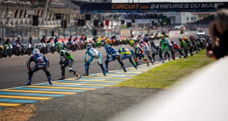 Retour sur les 24h du Mans, 21 et 22 avril 2018, circuit Bugatti