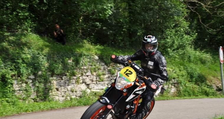 Retour des pilotes sur le 80<sup>e</sup> Rallye de l'Ain à Cerdon (1)