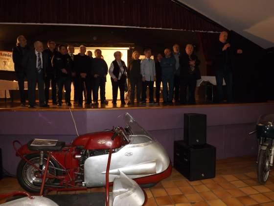 Amicale des Anciens Coureurs Motocycliste, Dimanche 19 Janvier 2020