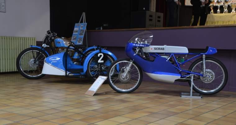 Remise des prix de l'Amicale de Anciens Coureurs Motocyclistes, le 20 Janvier 2019