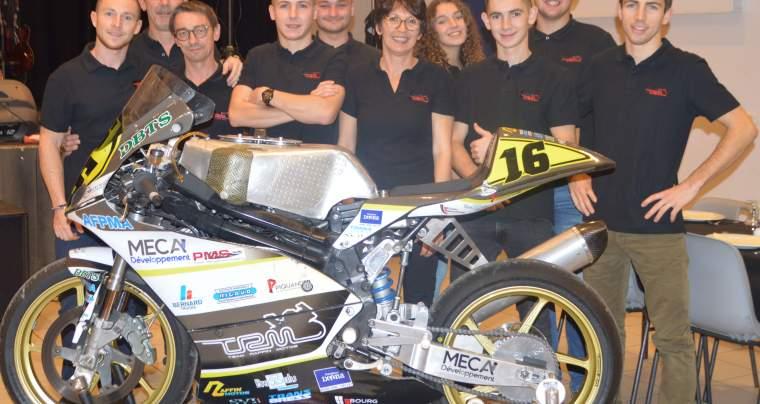 Nouvelle saison pour le Team Raffin Motos