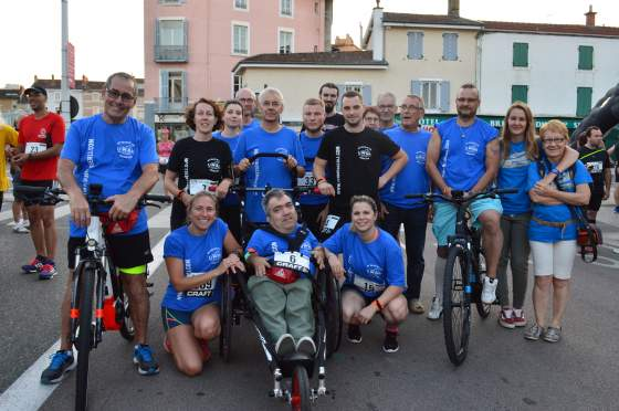 Corrida Maurice Violland à Bourg vendredi 7 juillet 2018