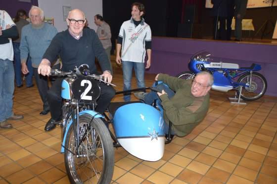 Amicale des Anciens Coureurs Motocyclistes, 9h dimanche 19 Janvier 2020, Saint Bonnet de Mûre
