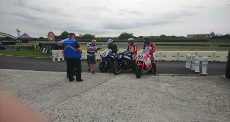 1ere manche du championnat de France VMA Superbike 750/1100, 19 et 20 juin 2021 à Carole
