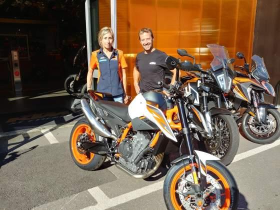 Saison 2021 en rallye routier, Davy GAMBINO