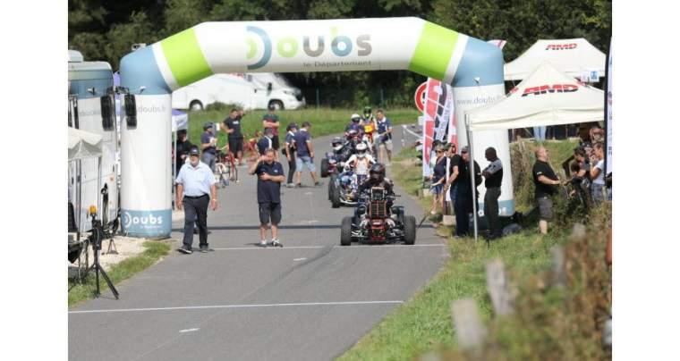 Course de côte Marchaux 21 et 22 Août / Course de côte de Frangy 28 et 29 Août 2021