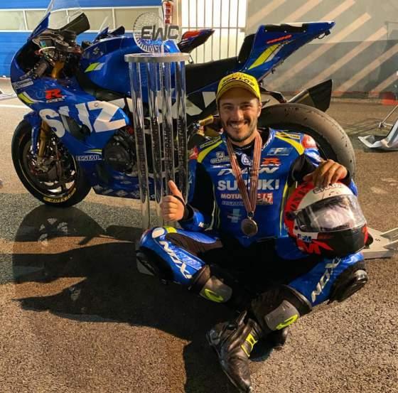 Etienne Masson, Finale Championnat du Monde d'Endurance, Estoril 26 et 27 Septembre 2020