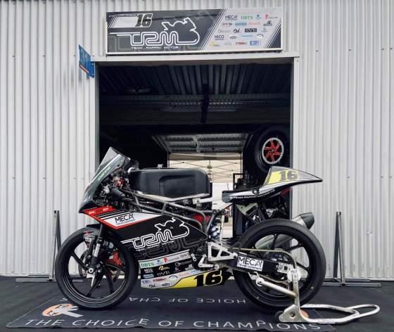 23h60 Le Mans, Team Raffin Moto, 10 et 11 juillet 2021