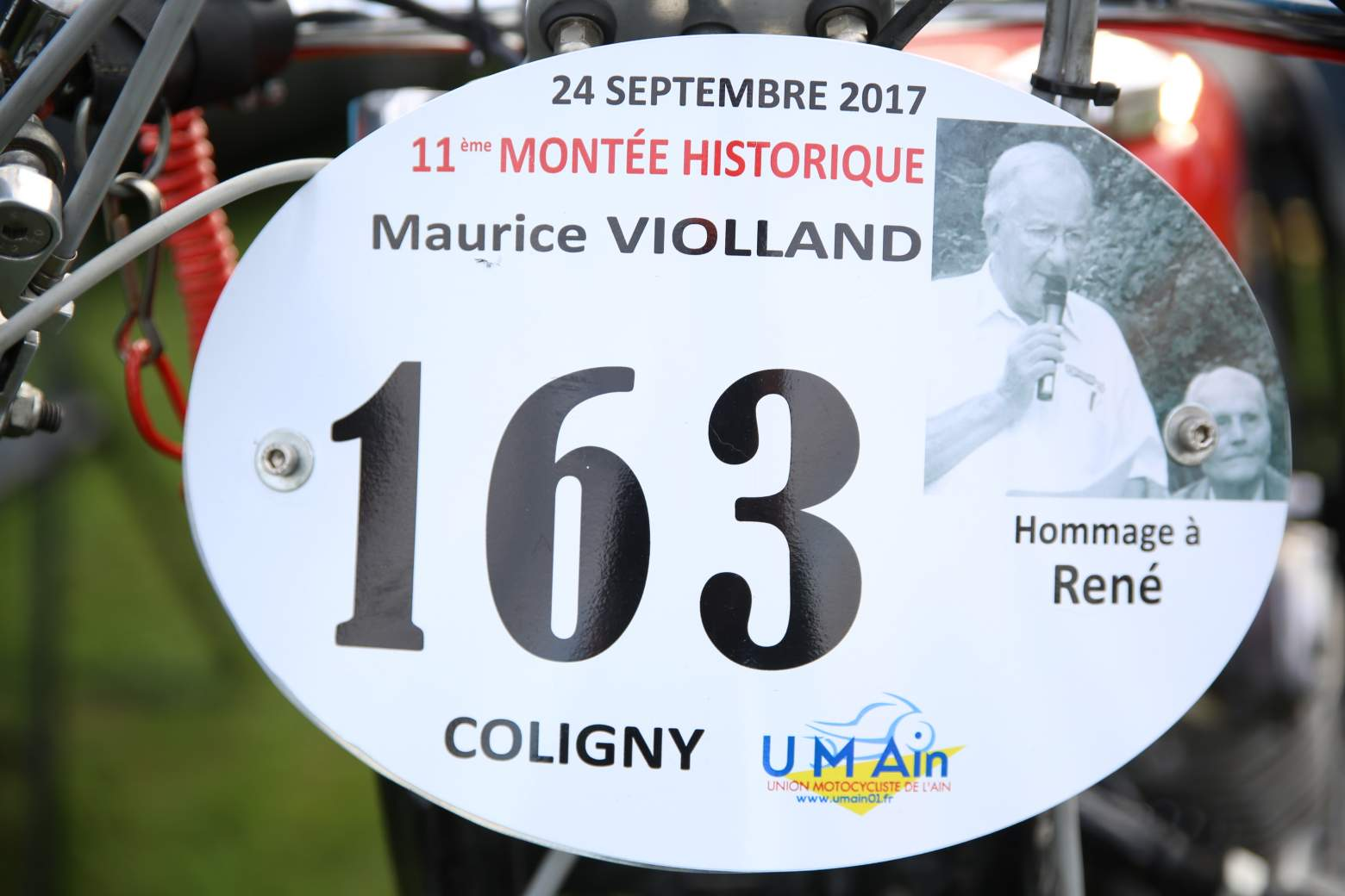12<sup>e</sup> Montée Historique Maurice Violland, Coligny (01)