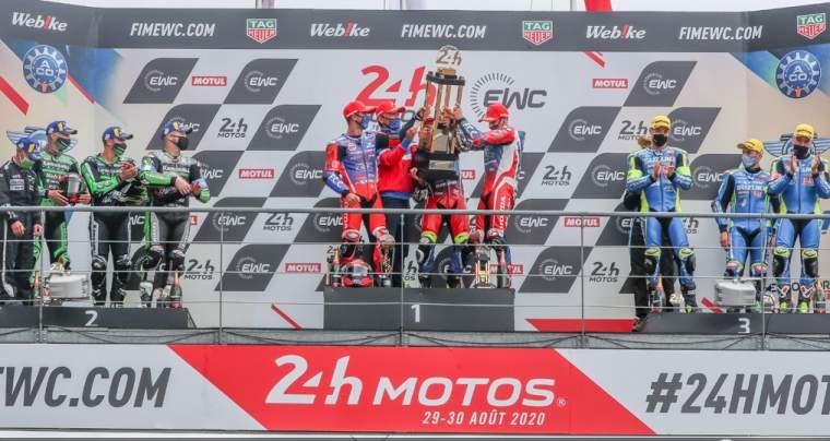 24 Heures du Mans, SERT, Etienne Masson, les 29 et 30 Août 2020