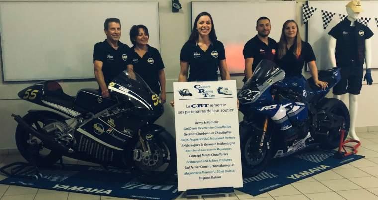 Saison 2020 pour le Clément Racing Team