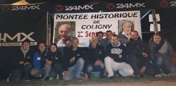2ème Rallye des Coteaux à Mauves en Ardèche, 8 et 9 Septembre 2018