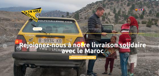VW Golf Challenge au Maroc, du 21 au 29 mars 2020