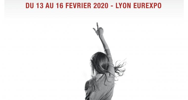 Salon de la moto, Lyon, du 13 au 16 Février 2020