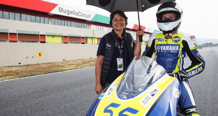 Clement Racing Team, manche KLASS GP 250 – Le Mugello -Italie, 23, 24 et 25 Août