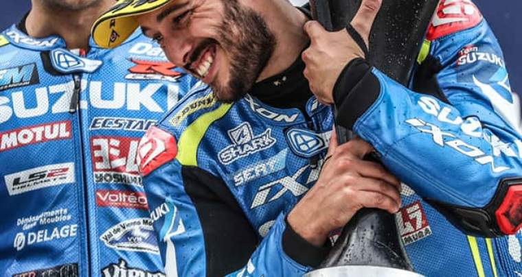 Etienne MASSON, SERT Suzuki Officiel, Bol d'Or 2019 : victoire,  Circuit Paul Ricard, 21 et 22 septembre