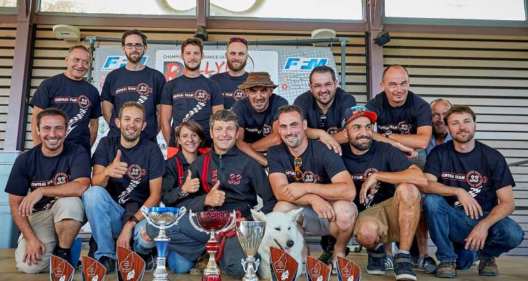 Saison Challenge Central Team 2019, l'aventure se poursuit…