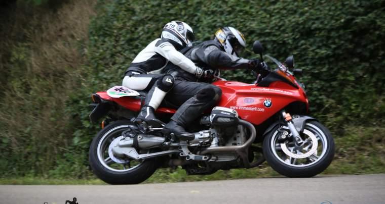 Retour des pilotes sur le 80<sup>e</sup> Rallye de l'Ain à Cerdon (3)
