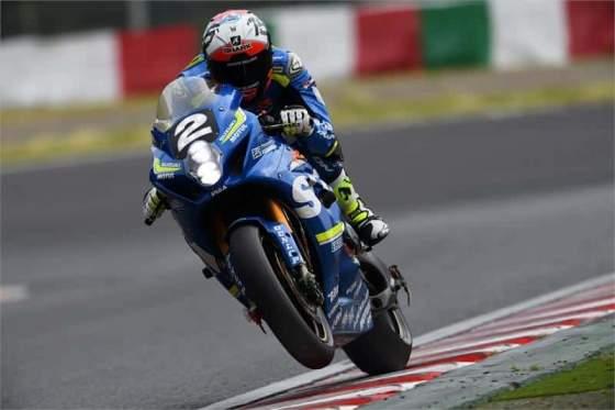 [EWC] Interview exclusive d'Etienne Masson (SERT) « Ça fait trois ans que le titre nous échappe, donc à nous de remettre le n°1 sur cette Suzuki » 22 janvier 2019, Philippe Debarle