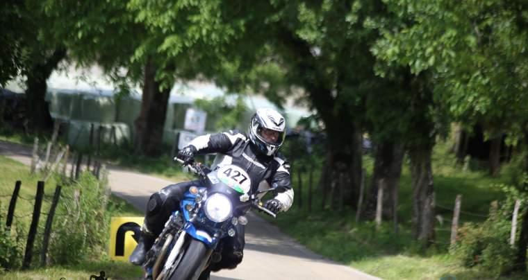 Retour des pilotes sur le 80<sup>e</sup> Rallye de l'Ain à Cerdon (7)