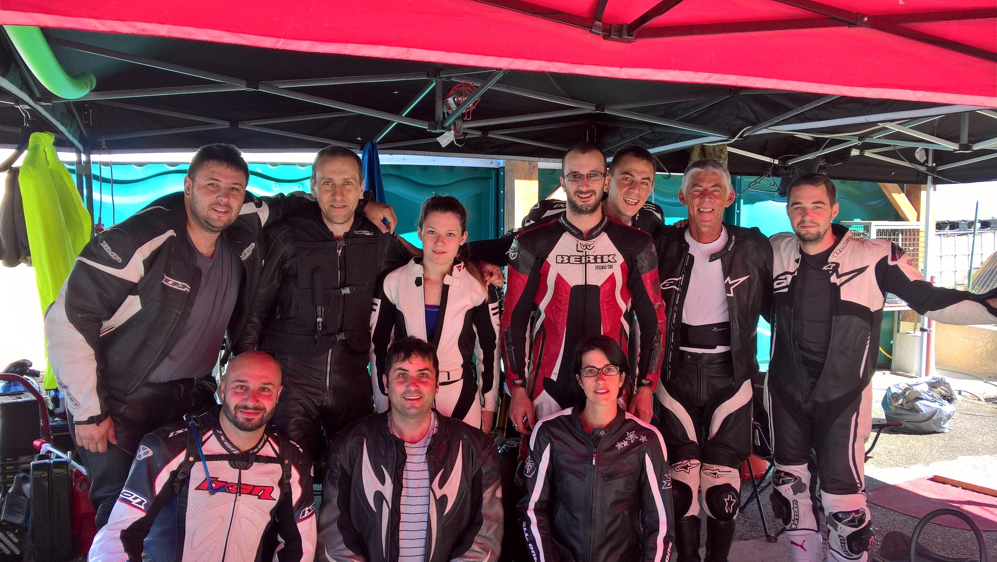 Saison rallye 2018, duo et solo, les copains d'abord