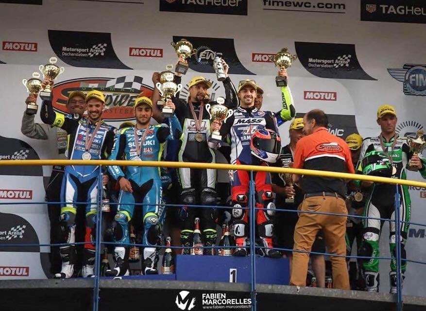 8h d'Oschersleben, Championnat du monde d'Endurance, samedi 9 juin