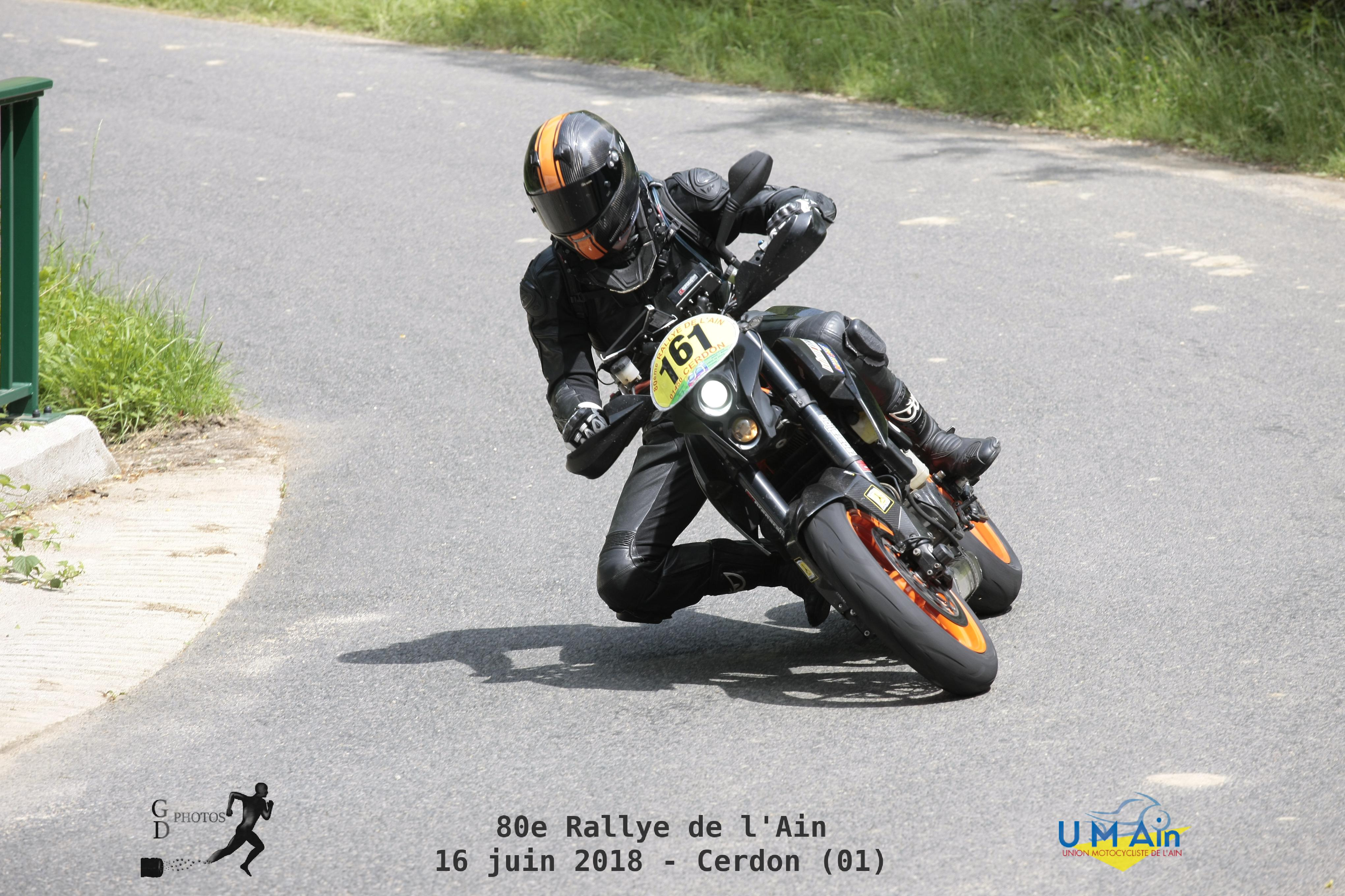 Retour des pilotes sur le 80<sup>e</sup> Rallye de l'Ain à Cerdon (6)