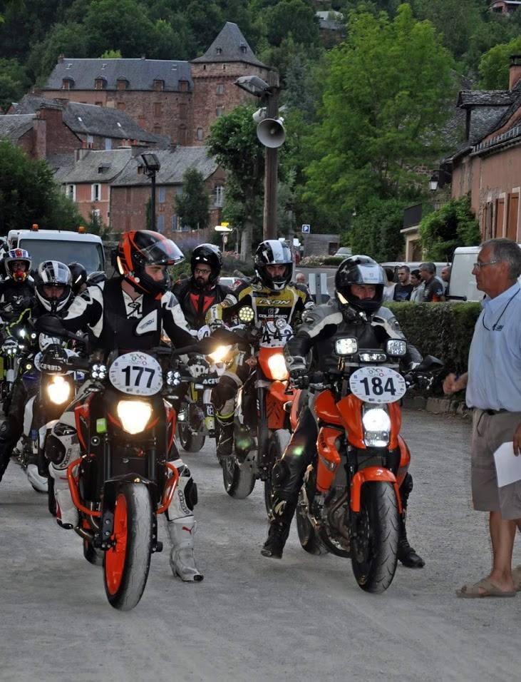 15<sup>e</sup>Rallye du Dourdou à Villecomtal dans l'Aveyron 13 et 14 juillet 2018