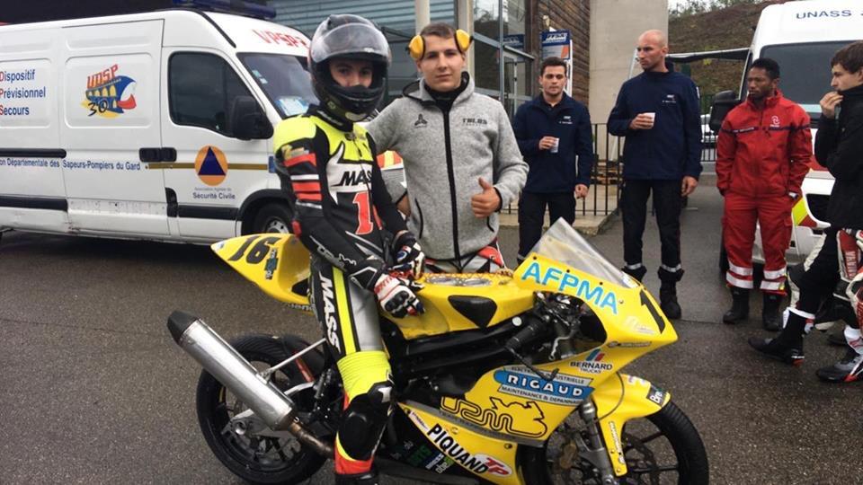 Championnat de France de Moto 25 Power 2019