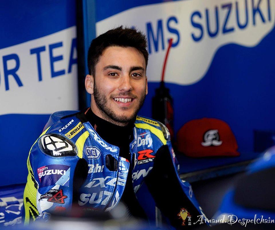 Junior Team Le Mans Sud Suzuki, Slovakia Ring, 11 mai, Coupe du Monde d'Endurance FIM