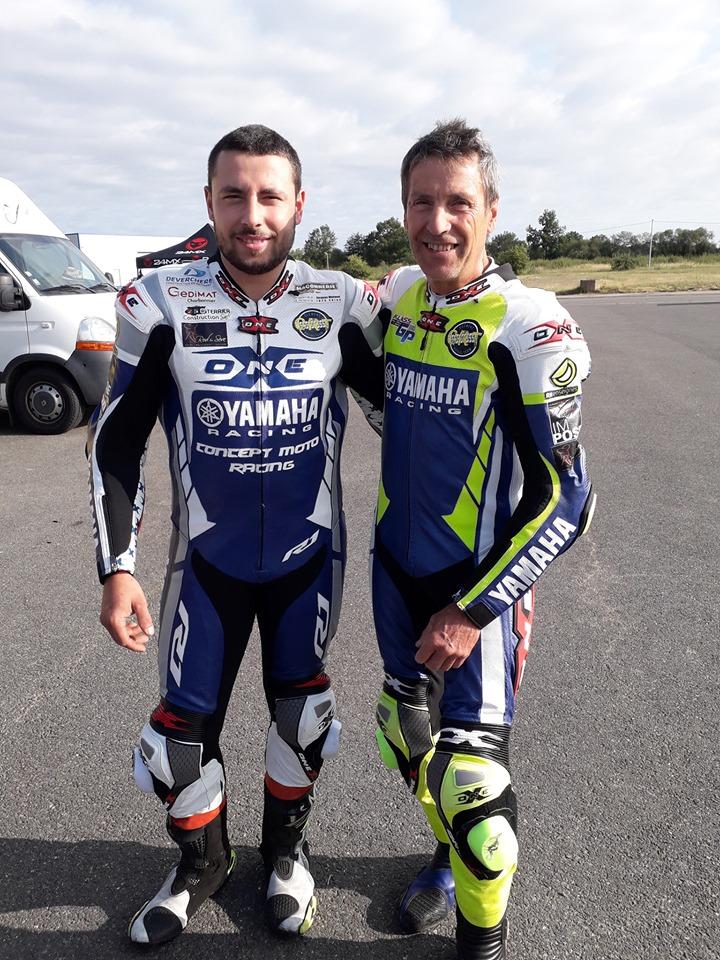 Clement Racing Team, entraînement au Circuit du Bourbonnais, 21 juillet 2019