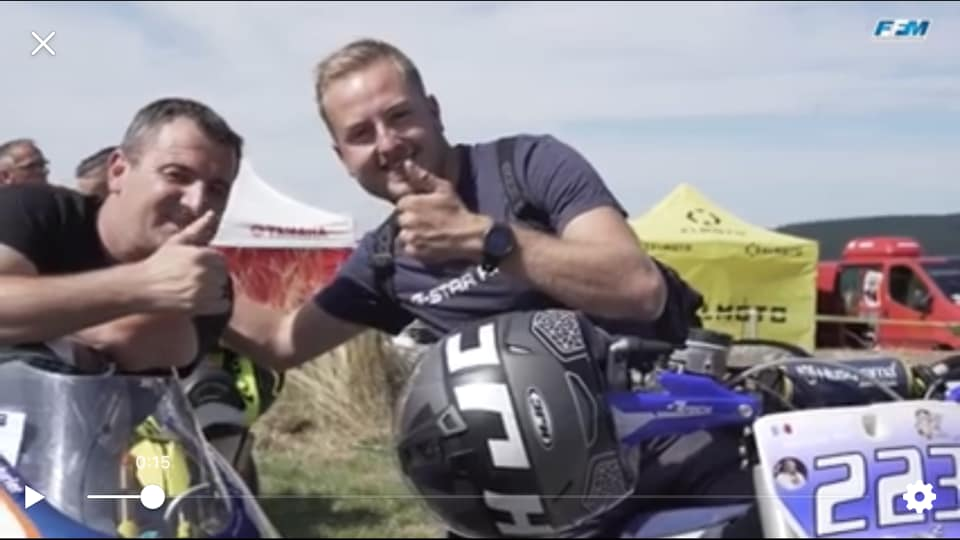 Team MB Racing, course de Marlhes, 17 et 18 Août 2019