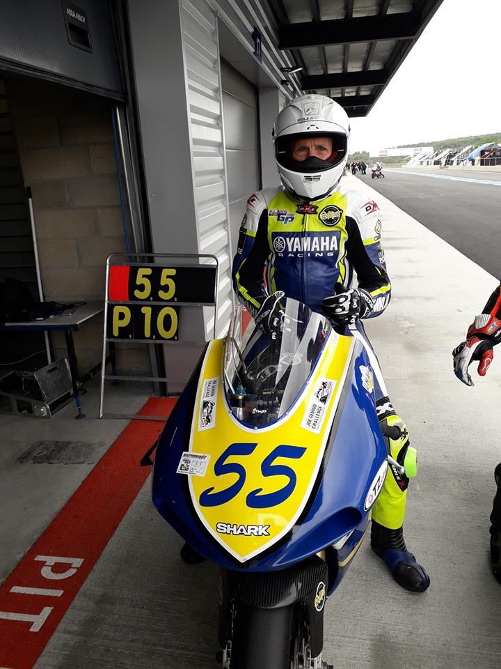 Clement Racing Team, 2<sup>e</sup> manche de la KLASS GP 250, Dijon, 27 et 28 juillet 2019