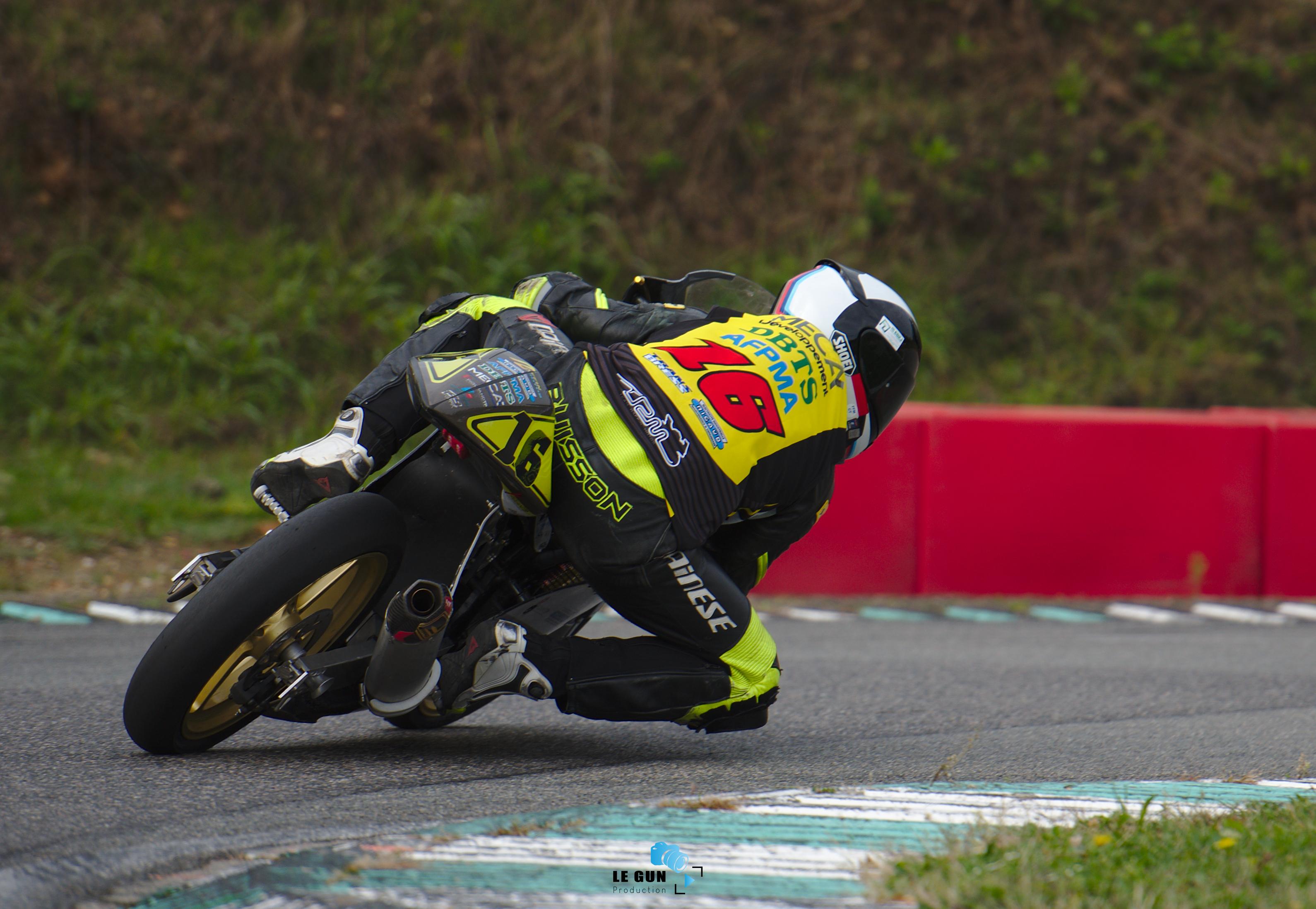 Team Raffin Moto : victoire des 4h de Villeurbanne, 29 octobre 2019, Saint-Laurent-de-Mure