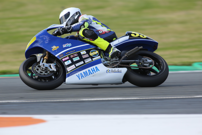 Seconde manche Klass GP, Jean-Paul du Team Clement, 8 et 9 Août 2020