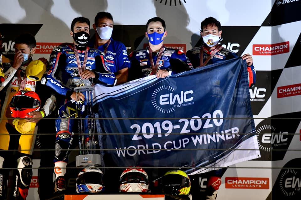Hugo Clerce, finale du Championnat du Monde d'Endurance, Estoril, les 26 et 27 Septembre 2020