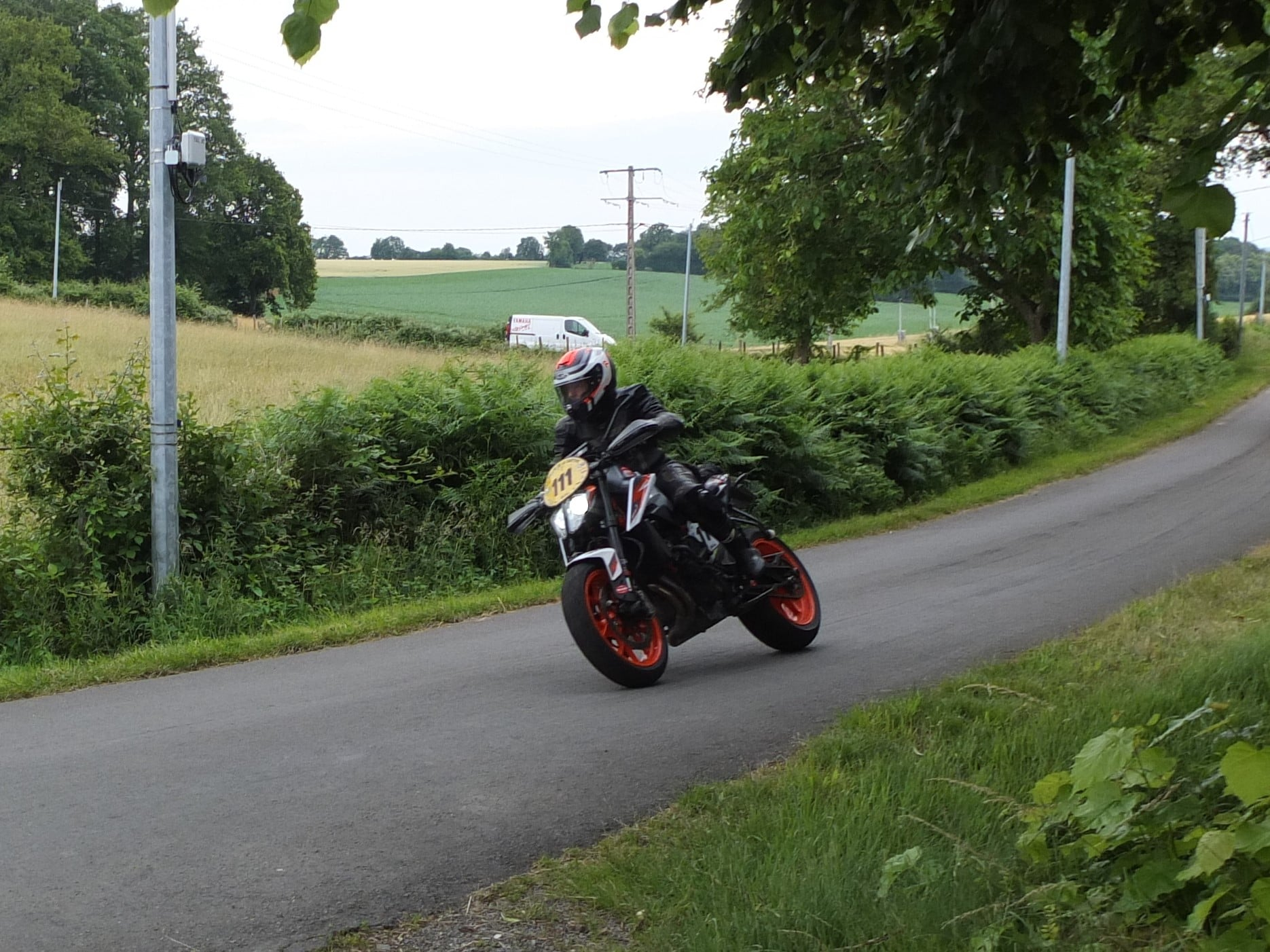 Davy GAMBINO, Rallye de la Sarthe, Championnat de France le 26 Juin 2021