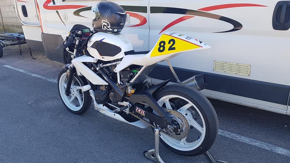 Ain Racing Team, 1ème manche du Championnat de France 25 power, Le Creusot les 26 et 27 juin,