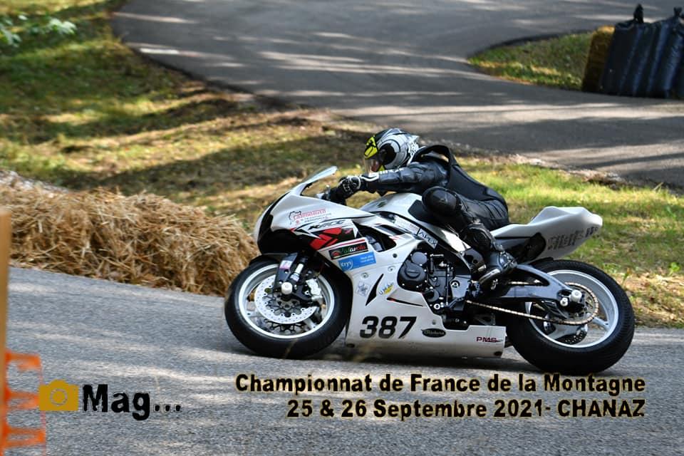 Finale Championnat de France de la Montagne, Antonio Romeo, Chanaz les 24 et 25 Septembre